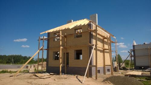Jak postavit dům.